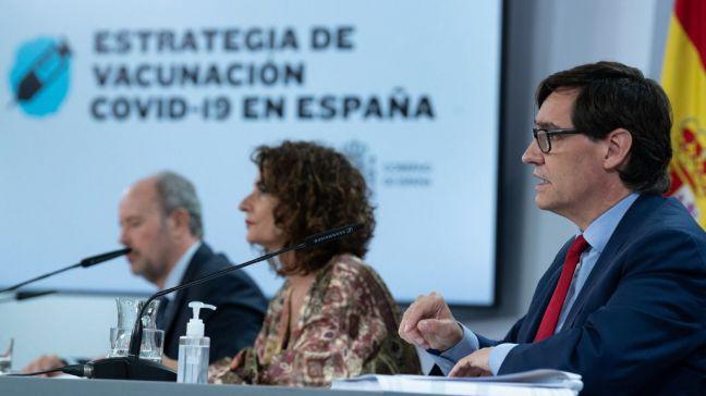 Plan de vacunación del Covid-19 en España