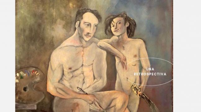 Móstoles acoge una exposición del pintor Leo Vicent