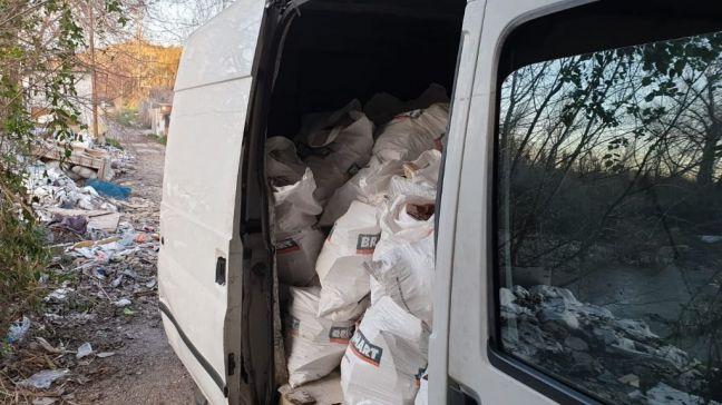 Móstoles ha recogido 230.000 kg más de residuos voluminosos en lo que va de año