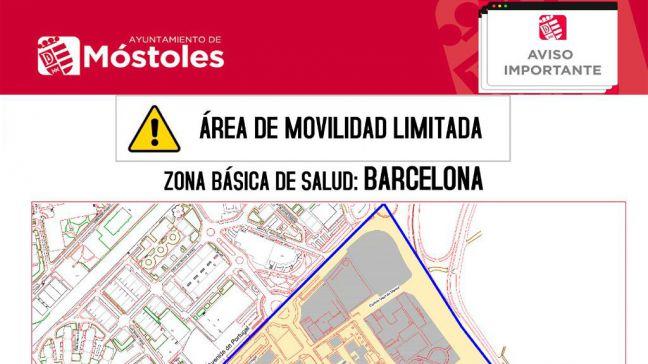 El Gobierno de Móstoles apela a la responsabilidad ante el confinamiento del área básica de Barcelona