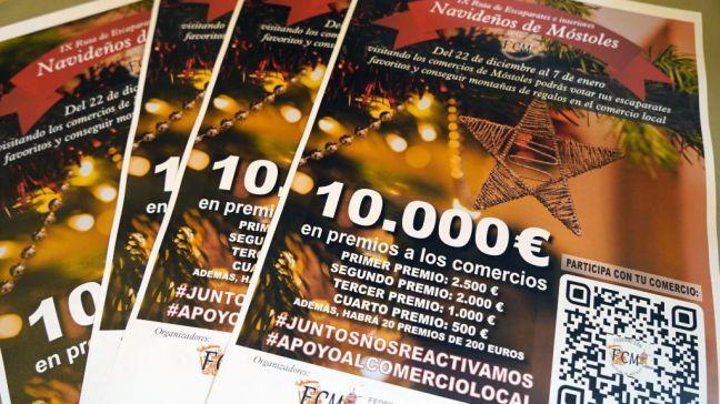 Móstoles destina 14.000€ a la