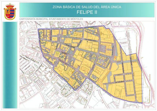 A partir de mañana quedan confinadas las áreas básicas de salud de Felipe II y Alcalde Bartolomé González