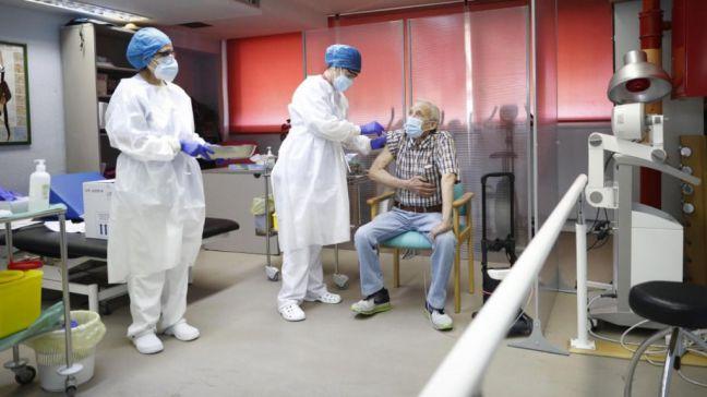 Comienza el proceso de vacunación contra el Covid-19 en la Comunidad de Madrid