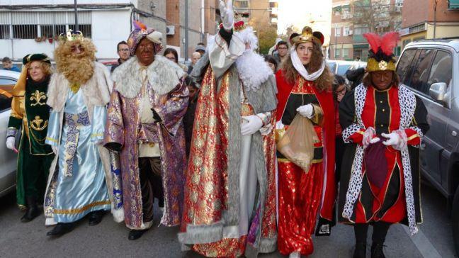 Cambio de planes: Los Reyes Magos visitarán Móstoles en el 'Autobús de la ilusión' que se podrá seguir en streaming