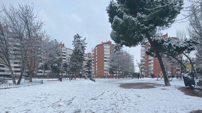 Móstoles refuerza el dispositivo frente a las nevadas