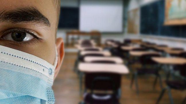 Los alumnos no volverán a llenar las aulas hasta el próximo miércoles