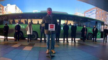 Ya funcionan el 100% de las líneas de autobuses interurbanos