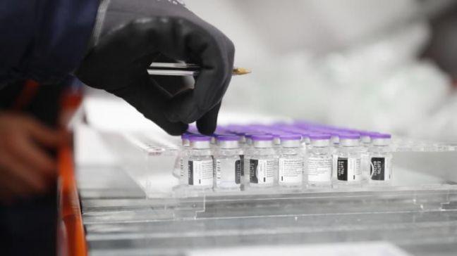 Esta semana se completa la primera dosis de vacunación frente al Covid-19 en residencias