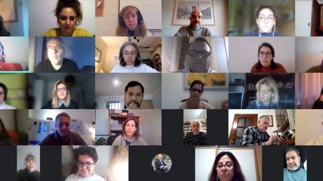 La Lanzadera Conecta Empleo de Móstoles sigue su curso