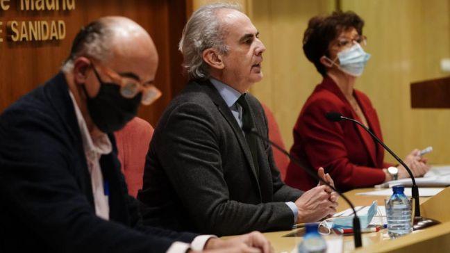 Siguen las restricciones en Felipe II, Alcalde Bartolomé González, Presentación Sabio, Dos de Mayo, El Soto y Parque Coímbra