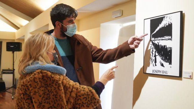 Un vistazo a las exposiciones sobre el Holocausto en el Museo de Móstoles