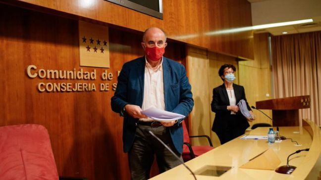 Todas las áreas básicas de la Comunidad de Madrid con restricciones a partir del próximo lunes