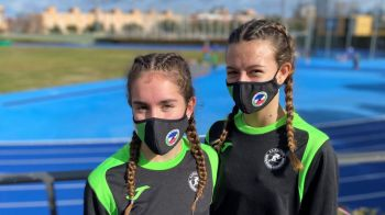 De Móstoles al Campeonato de España de marcha