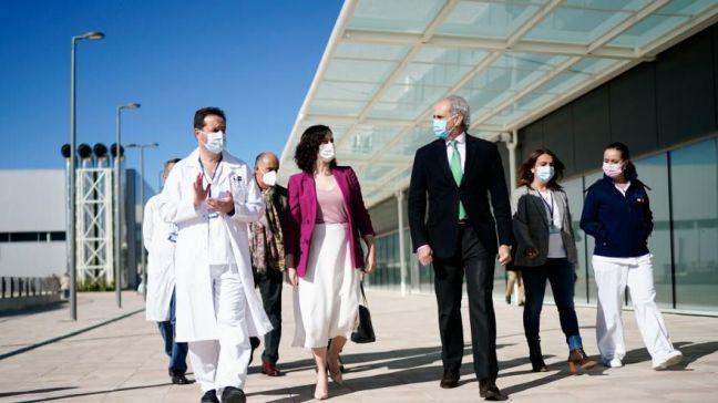 Comienza este jueves la vacunación a los mayores de 80 años en los centros de salud