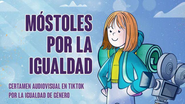 Certamen de TikTok en Móstoles para concienciar sobre la igualdad de género