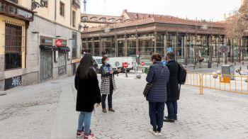 25 rutas guiadas inéditas para redescubrir Madrid