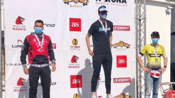 El Tri Infinity Móstoles subcampeón de Madrid en duatlón de larga distancia