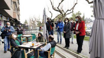 Continúa el toque de queda: Estas son las 15 ZBS de la Comunidad de Madrid que mantienen las restricciones