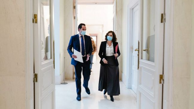 Terremoto político en Madrid tras la dimisión de Ayuso y la convocatoria de elecciones anticipadas