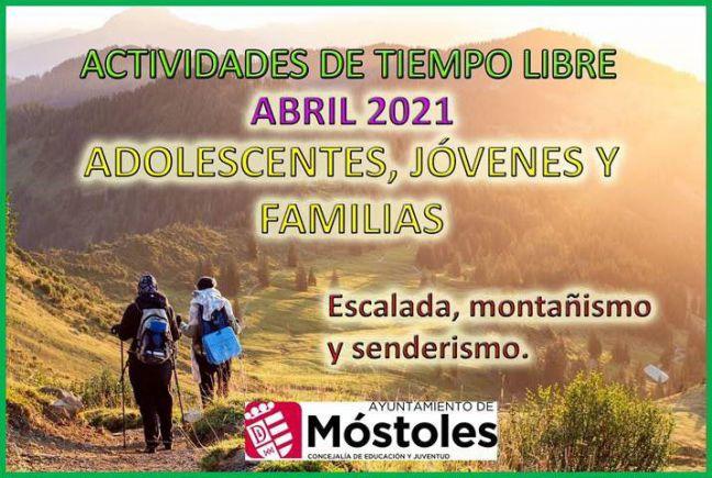 Abierto el plazo de inscripción en las actividades municipales de tiempo libre del mes de abril