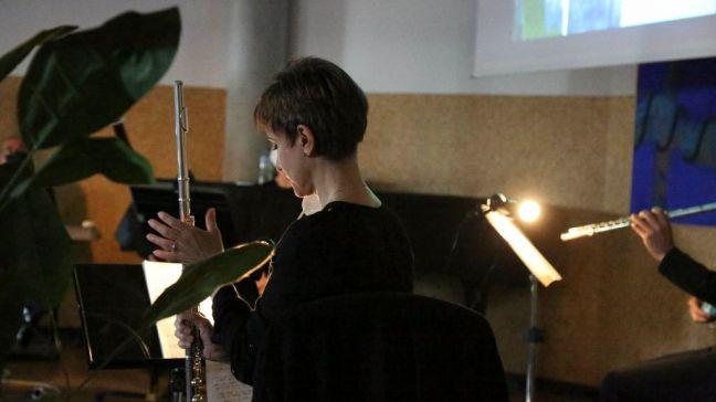 Cerca 300 alumnos y alumnas han disfrutado este año de los conciertos didácticos del Conservatorio Rodolfo Halffter