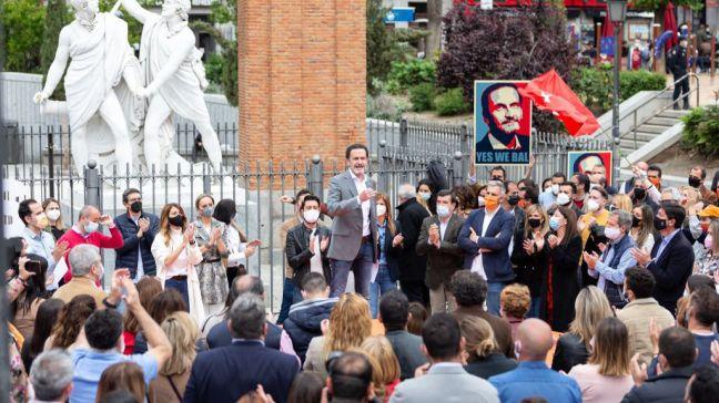 Bal pide al resto de candidatos del 4M que