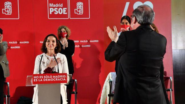 Gabilondo llama a las urnas contra la ultraderecha: