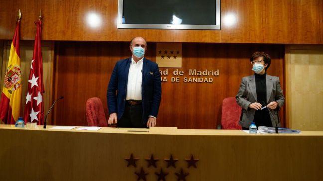 Alcalde Bartolomé González y La Princesa de nuevo confinadas en Móstoles