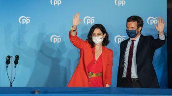 Elecciones en Madrid 2021: Ayuso también arrasa en Móstoles