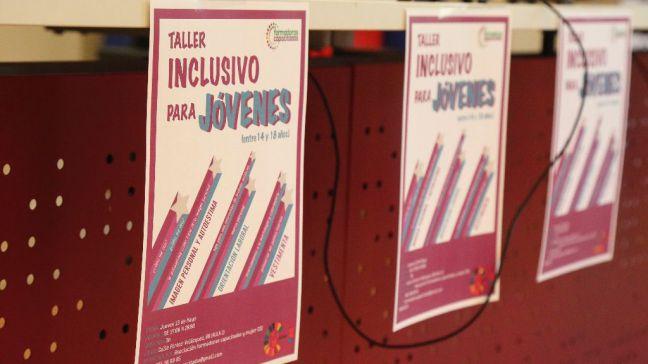 Personas con dis-Capacidad impartirán talleres inclusivos en Móstoles