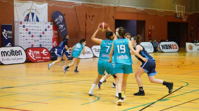 El Club Baloncesto Móstoles se proclama subcampeón de Primera nacional femenina