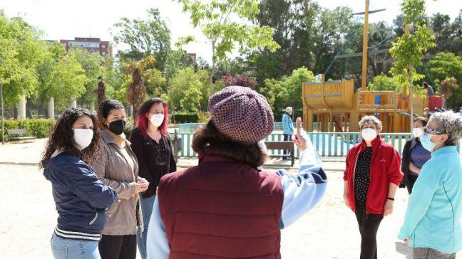 Móstoles apuesta por actividades al aire libre dirigidas a los mayores