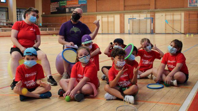 Móstoles reanuda las colonias deportivas de verano para niños de entre 6 y 14 años
