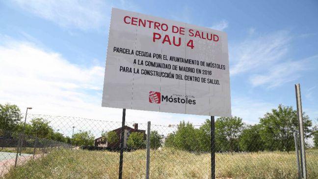 Noelia Posse exige a la Comunidad de Madrid que construya el centro de salud comprometido en el PAU 4