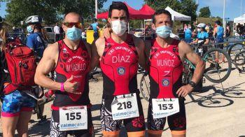 Comienza la temporada de triatlones con excelentes resultados para el club Tri Infinity de Móstoles