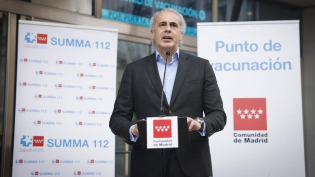Nuevo sistema de autocitación para vacunarse contra el COVID-19 en la Comunidad de Madrid