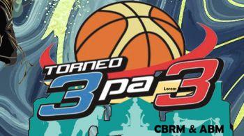 El Polideportivo de Villafontana sede de la VI edición del Torneo de Baloncesto Inclusivo 3pá3