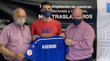 El Ciudad de Móstoles FS refuerza su plantilla con Asensio