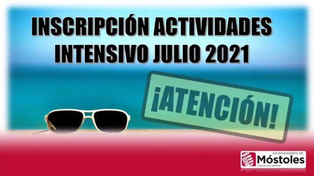 Abierto el plazo de inscripción para las actividades deportivas de verano en Móstoles
