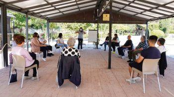 Gestionar el estrés en la Escuela de Salud del Ayuntamiento de Móstoles