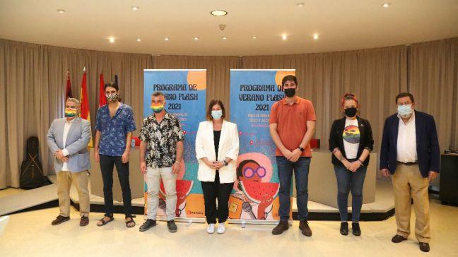 Vuelve 'Verano Flash 2021', la programación cultural de Móstoles para julio y agosto