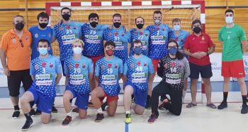 El equipo senior del Club Balonmano se proclama campeón de los juegos del Orgullo 2021