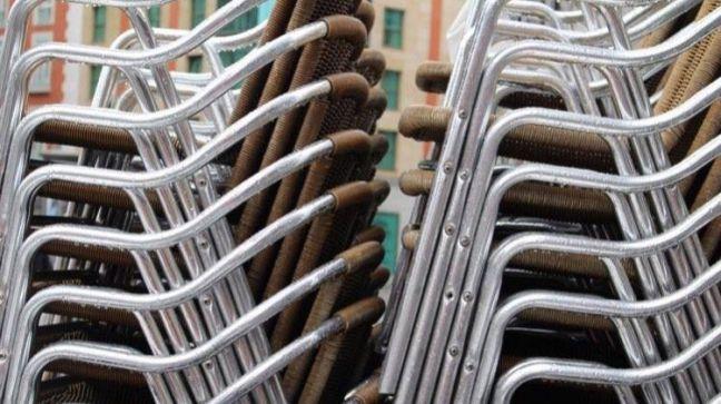 Móstoles permite la instalación de televisores en terrazas y veladores para seguir la Eurocopa