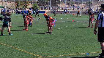 Los Campos Iker Casillas de Móstoles han sido nuevamente sede del torneo Iberian Flag Bowl