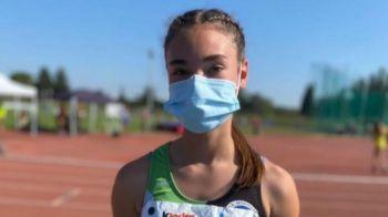 La mostoleña Helena Del Moral, cuarta en el Campeonato de España
