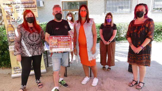 'La saga continúa' del bar Patatín Patatón se hace con el Primer Premio de la 'I Ruta de la Empanadilla de Móstoles'