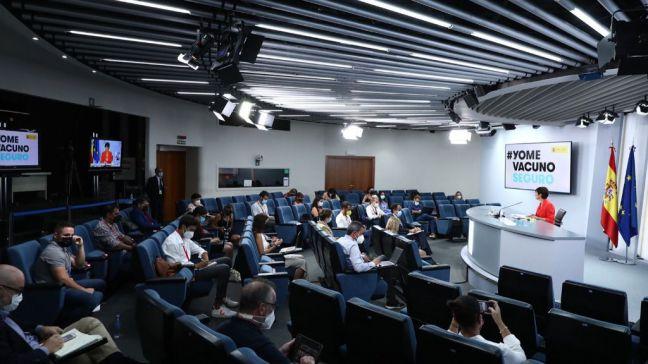 El Consejo de Ministros aprueba una primera reforma del sistema de pensiones