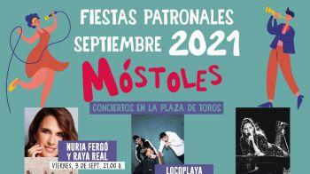 Las Fiestas de Móstoles tendrán actuaciones musicales gratuitas con aforo limitado y medidas de seguridad