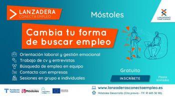 Móstoles contará a partir de octubre con una nueva Lanzadera Conecta Empleo