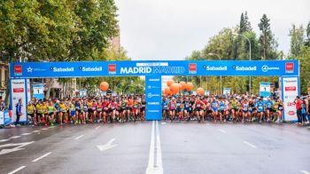 Carrera solidaria: 'Madrid corre por Madrid'